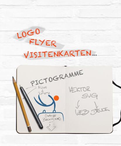 Grafikdesign Und Logo Erstellung München Fürstenfeldbruck