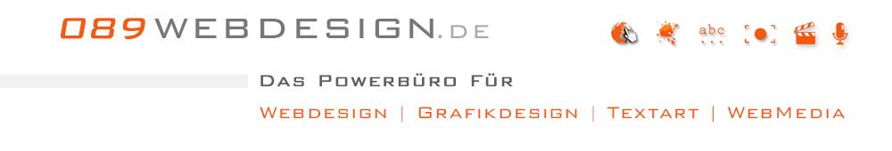 Webdesign München, Webseite erstellen zu Paketpreisen inklusive Grafikdesign, Logodesign, Businesstexte und Fotografie für Ihre Homepage